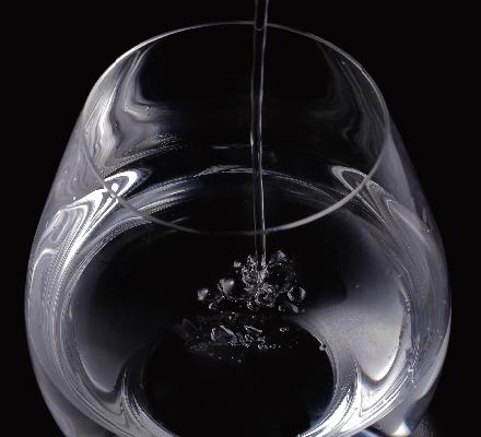 日本酒を90%に増量